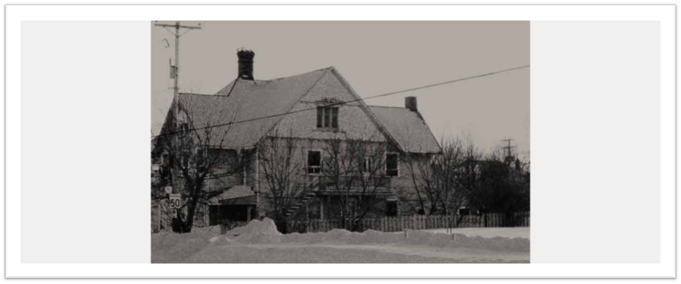Blogue-Maison grise
