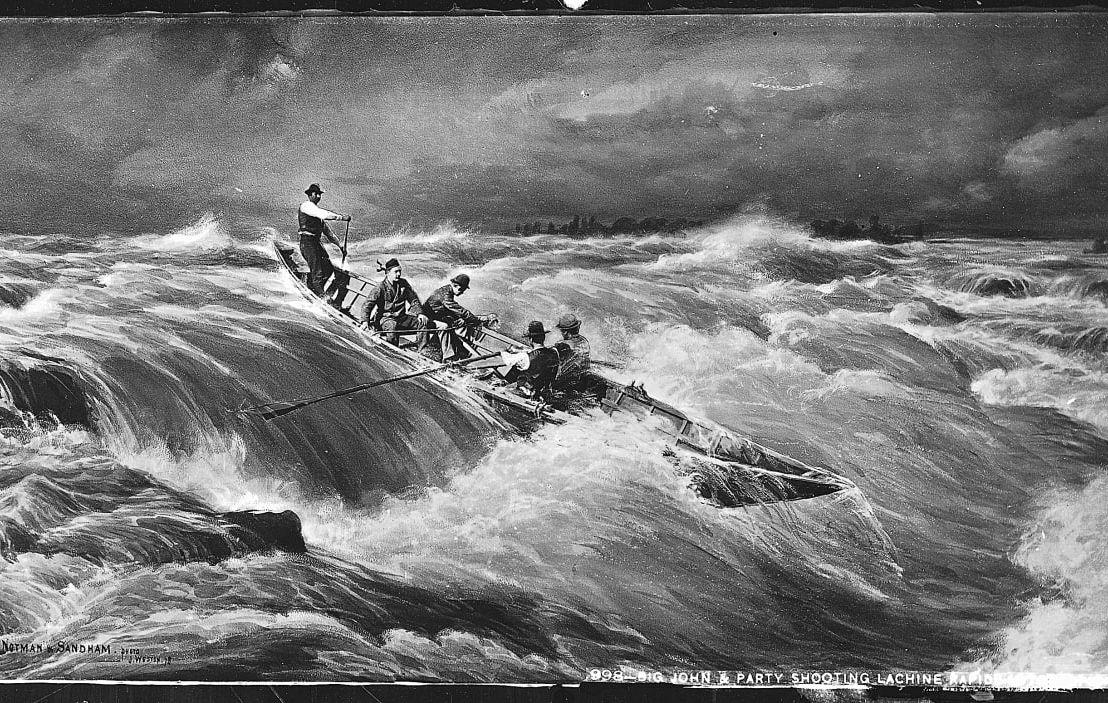 Les pionniers du transport en eauvive